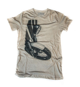 T-SHIRT TREMORE