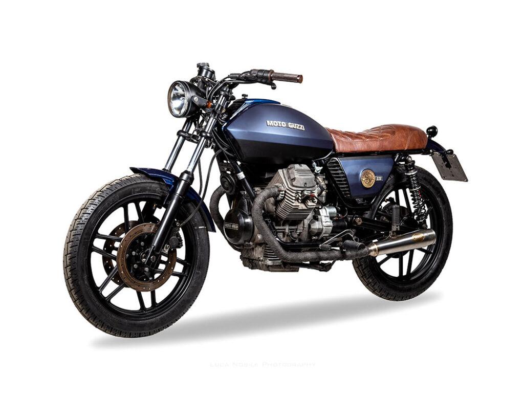 #047 Scorbutica Moto Guzzi v50